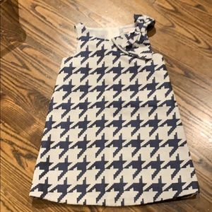 Janie and jack houndstooth dress